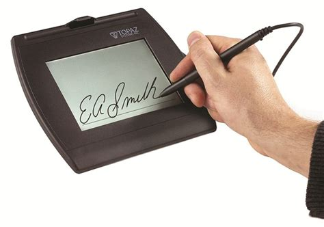 Understanding E Signature Pads and the Electronic Rental