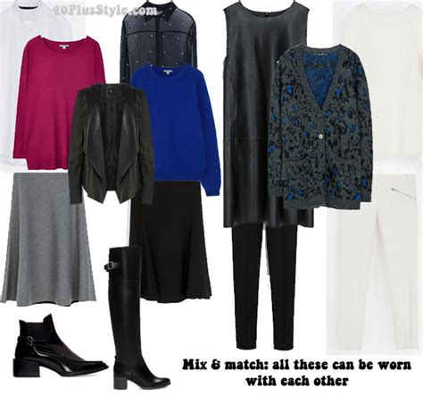 wardrobe capsule for retired women creating a capsule wardrobe for winter my personal