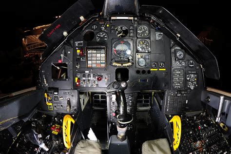 Lockheed F-117A Nighthawk > National Museum of the US Air ... F 117 Stealth Fighter Cockpit