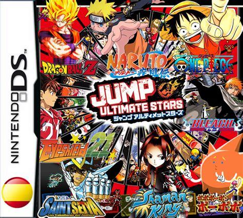 emuparadise jump ultimate stars jump ultimate stars animes y juegos chidos
