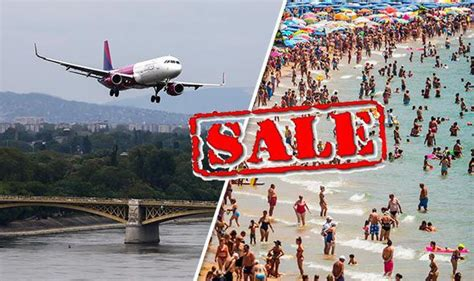 cheap flights wizz air slashes europe fares to 163 21 in 24hr flash sale travel news