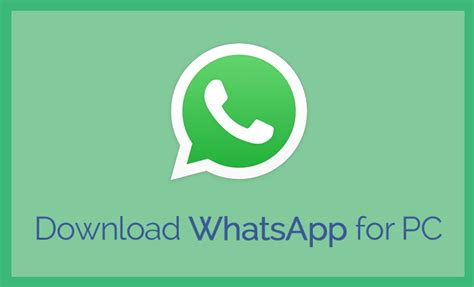 whatsapp for pc whatsapp for pc laptop download windows 10 8 8 1