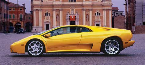 History Of The Lamborghini Lamborghini History 1987 1994