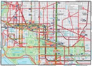 washington dc map of cities washington dc downtown metrobus map city center painting washington dc and city