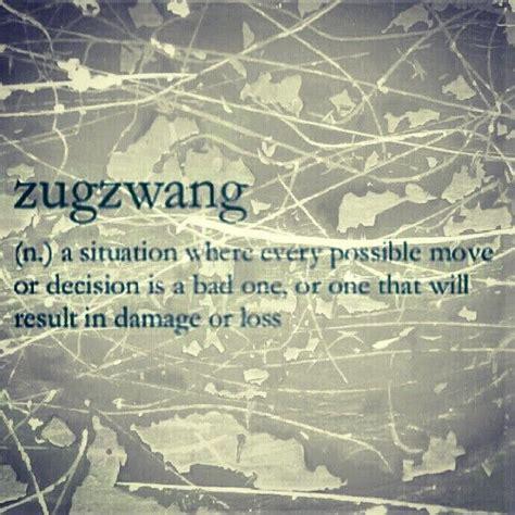 Zugzwang Criminal Minds Quote