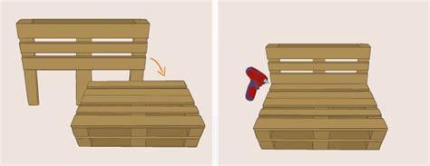fabriquer un canap 233 en palette canap 233