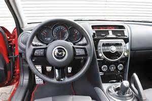 photo rx 8 interieur