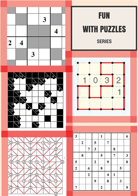 Puzzle Seri B by Logical Puzzles Series