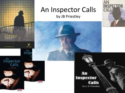 an inspector calls themes slideshare 20 best images about an inspector calls on pinterest the