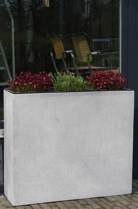 beton pflanzkübel raumteiler elemento bestseller shop f 252 r m 246 bel und
