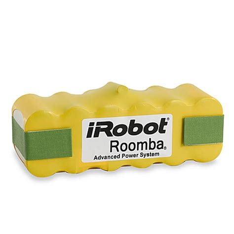 roomba bed bath beyond irobot 174 advanced power system aps replacement battery