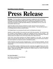 Perfect press release format presspress release out the perfect press