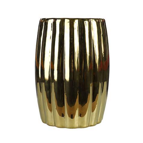 buy pols potten curvy ceramic stool amara