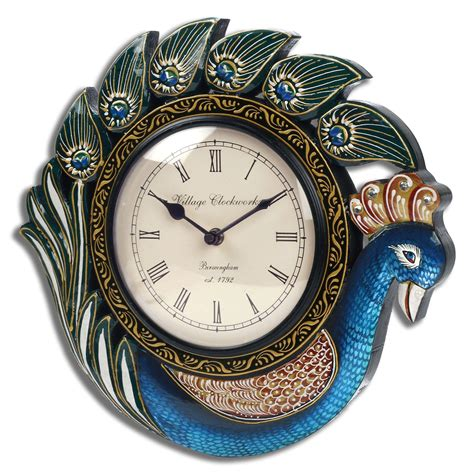 Handmade Clocks - home kitchen decor clocks wall clocks clocks