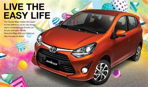 toyota small cars philippines toyota wigo choose your vehicle toyota motor