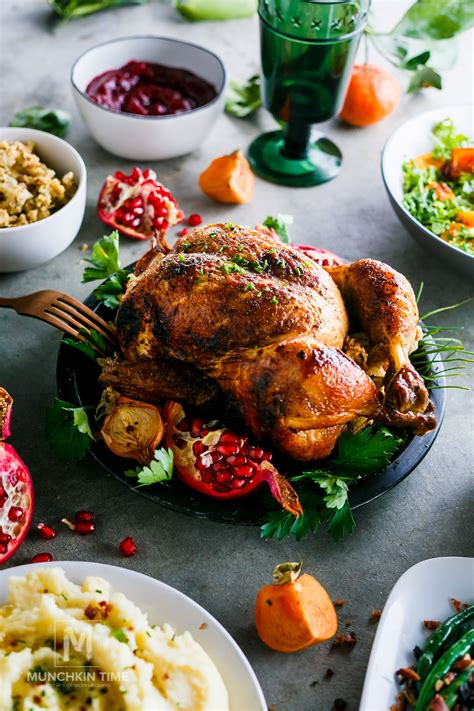 7 New Ideas For Thanksgiving Dinner by 7 Thanksgiving Dinner Ideas 2017 Munchkin Time