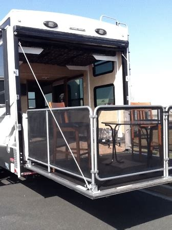 Rv With Porch home on wheels