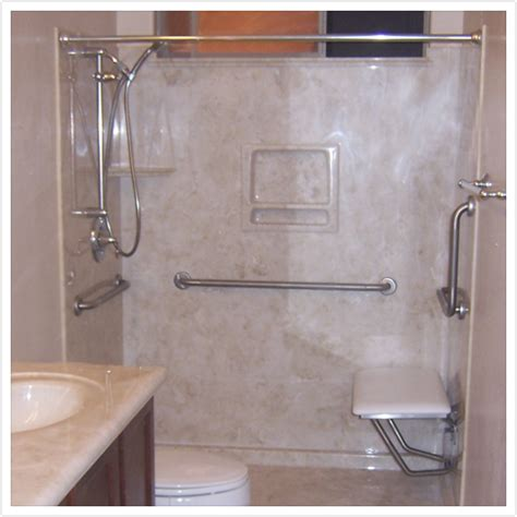 Bathtub To Shower Conversion Pictures by Tucson Walk In Tubs Accessible Bathing Solutions By
