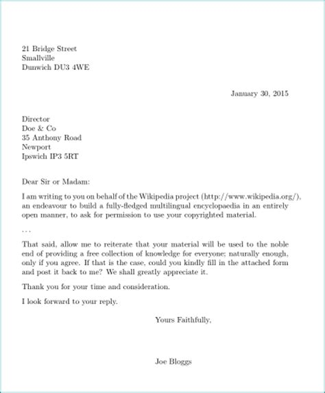 application letter thank you for consideration cover letter with sender and recipient on the left