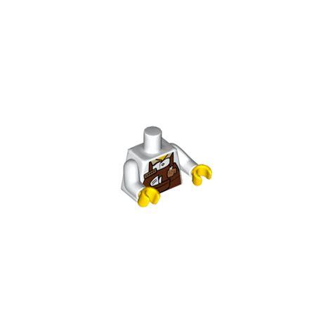 Lego Minifigures The Lego Larry The Barista lego larry the barista minifig torso 88585 brick owl lego marketplace