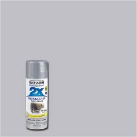 rust oleum painter s touch 2x 12 oz aluminum general purpose spray paint 249128 the home depot