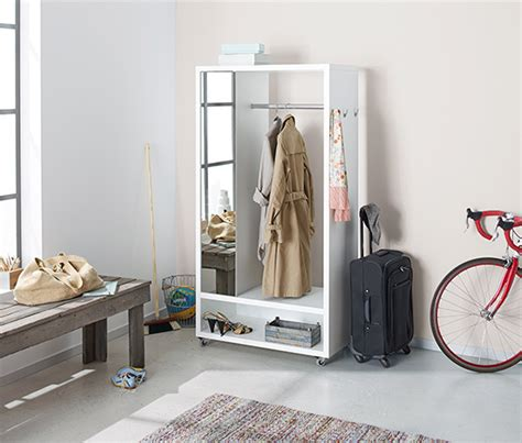 schrank garderobe mobile schrank garderobe bestellen bei tchibo 309186