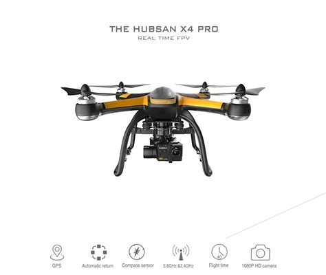 Drone Hubsan X4 Pro H109s Low Edition 1 Axis 5 8g Real Fpv Rc Quadcor h109s x4 pro high edition fpv hubsan h109s prohe droneshop