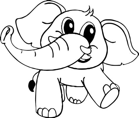 coloring pages of cartoon elephants 100 coloring page elephant impressive elephant
