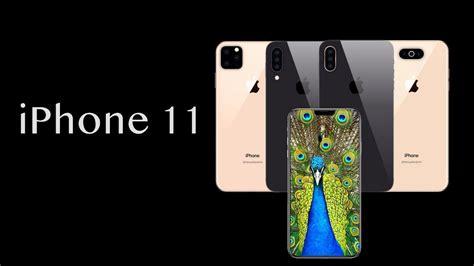 iphone 11 leaks rumors renders concepts best 2019 iphone xi designs