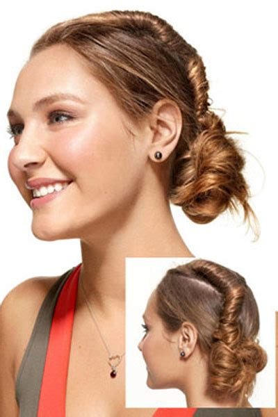 hairstyles for bed 5 easy hairstyles for girls roll out of bed hairstyles