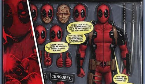 Exclusive Custom Deadpool 2 Terlaris exclusive deadpool 7 figure variant cover