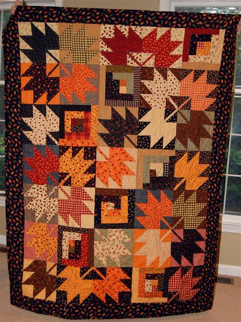 Maple Leaf Quilts by Kojan Quilts Big Finish Weekend