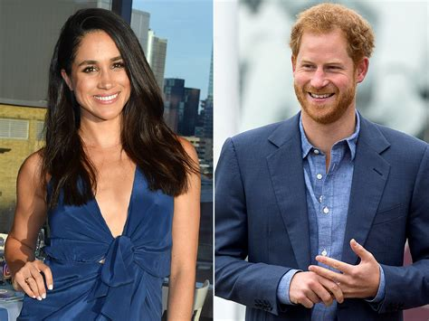 meghan harry prince harry and meghan markle called perfect couple by