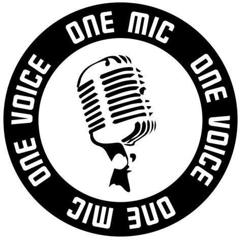 One Mic one mic one voice