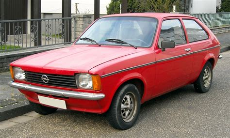 opel kadett opel kadett history of model photo gallery and list of