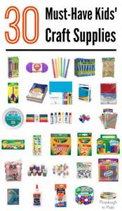 Have kids craft supplies a go to guide for stocking your kids craft