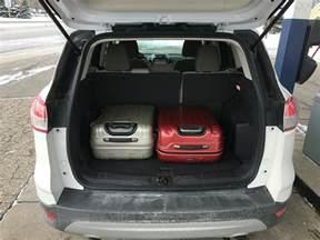 Ford Escape Cargo Space Review 2015 Ford Escape Se Ecoboost Driveandreview