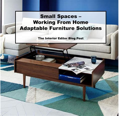 working from home adaptable furniture solutions the