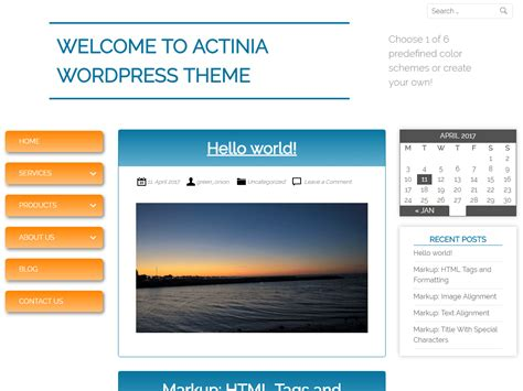 wordpress theme editor line numbers theme directory free wordpress themes