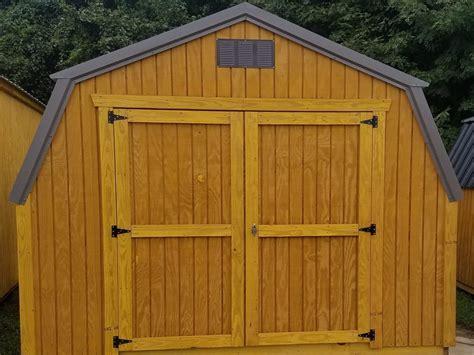 built sheds  yard storage sheds
