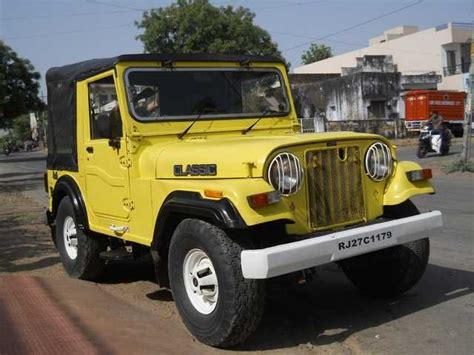 mahindra classic for sale mahindra classic jeep chassis for sale from udaipur