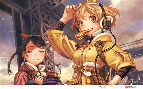 last exile fam the silver wing madman entertainment