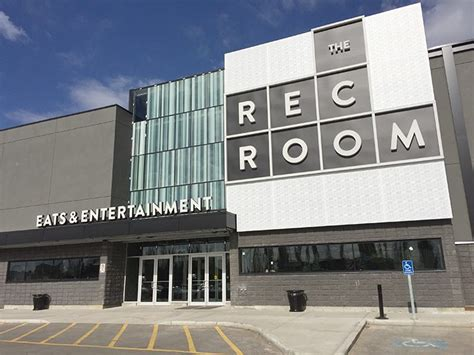 rec room south the rec room south edmonton common