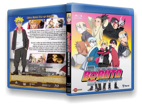 film boruto bluray anime boruto naruto the movie em blu ray