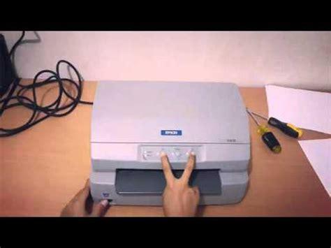 Reset Printer Epson Plq 20 | plq 20k videolike
