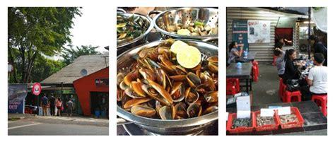 Kerang Kiloan Pak Rudi Fatmawati ingin makan seafood di jakarta datangi tempat ini