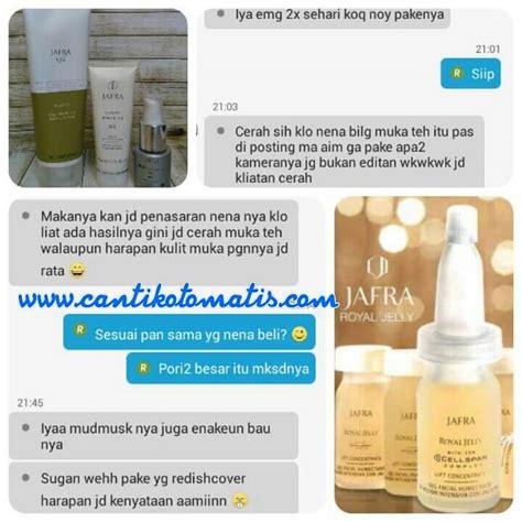 Serum Dari Jafra jual serum royal jelly jafra di tasikmalaya best seller