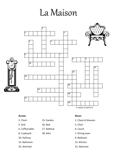easy crossword puzzles in french search results for christmas crossword puzzle printable