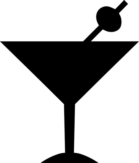 martinis png martini svg png icon free 479709