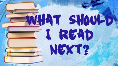 what should i read what should i read next april